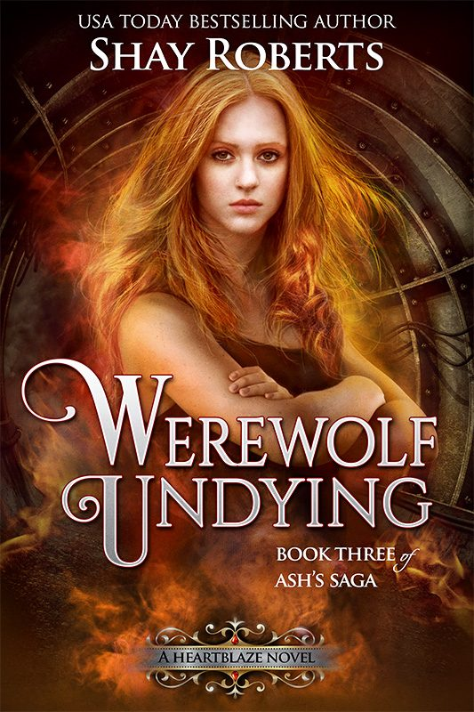 Werewolf Undying: A Heartblaze Novel
