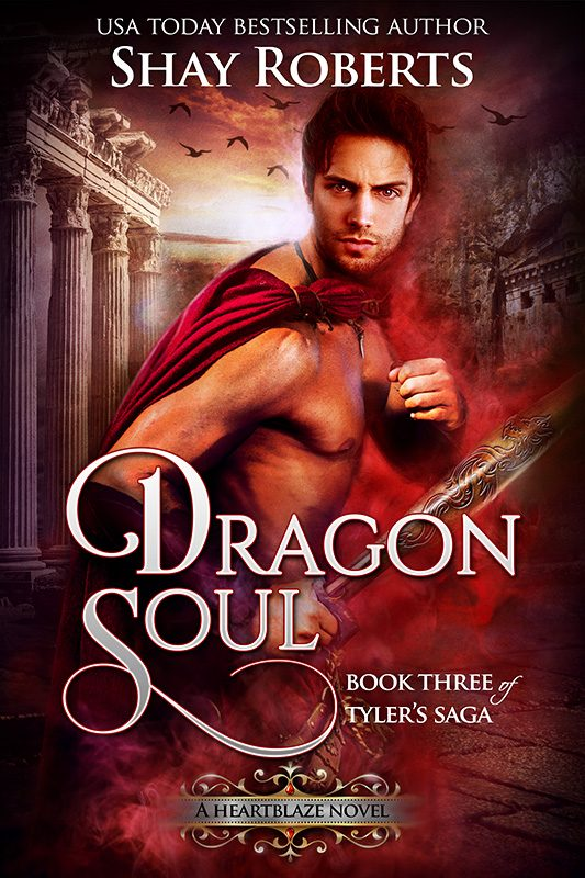 Dragon Soul: A Heartblaze Novel (Tyler's Saga #3)